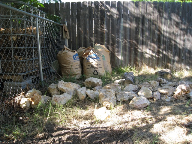 Some basic permaculture materials