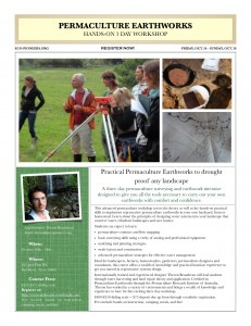 Oct 2012 Earthworks Flyer