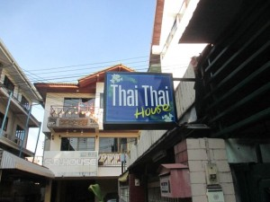 CM ThaiThai House Sign