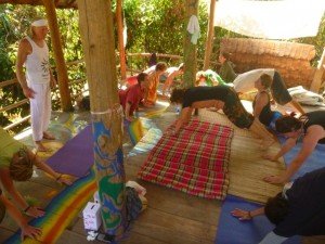 Treehouse Yoga Workshop