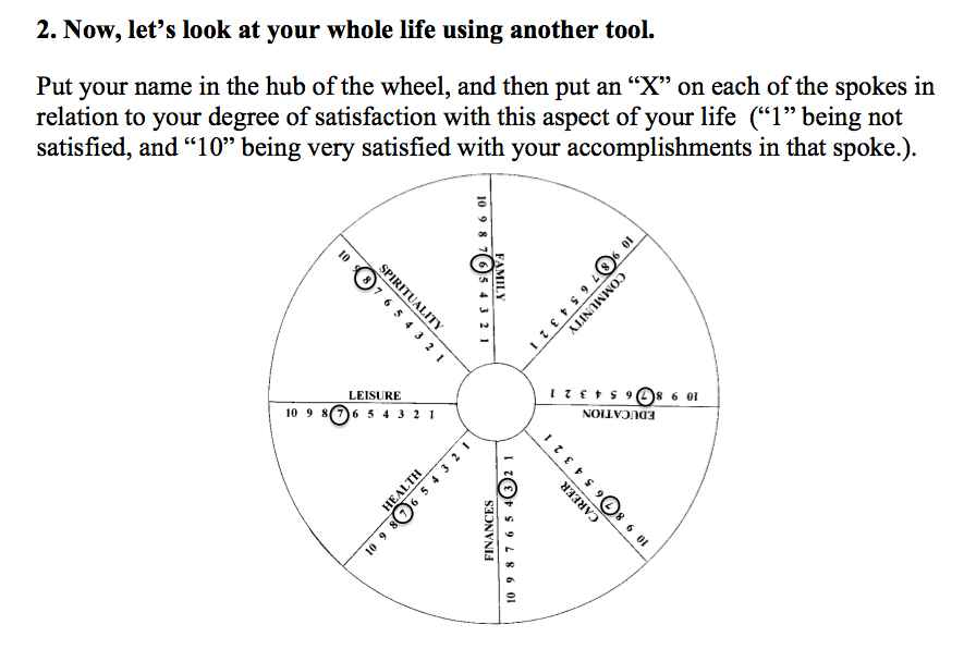 Holistic Wheel